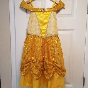 Girls Disney Beauty and the Beast Belle dress